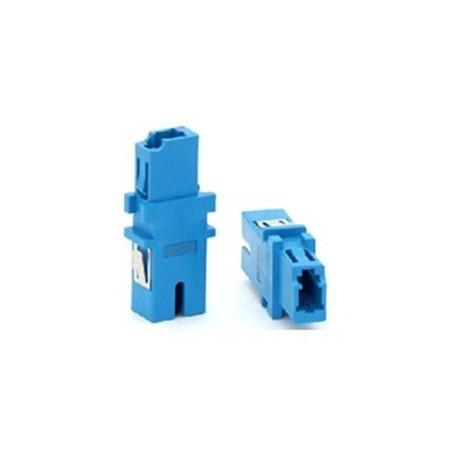 LC-SC stik multimode simplex, blå