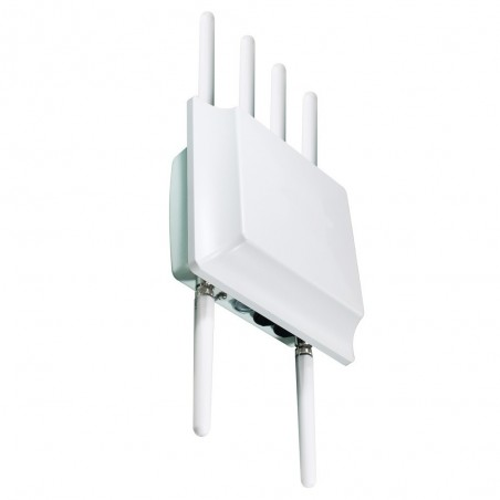 2000 Mbit 2,4/5GHz udendørs Wifi Access Point / Bridge / Repeater / Router med IP67 tæthed