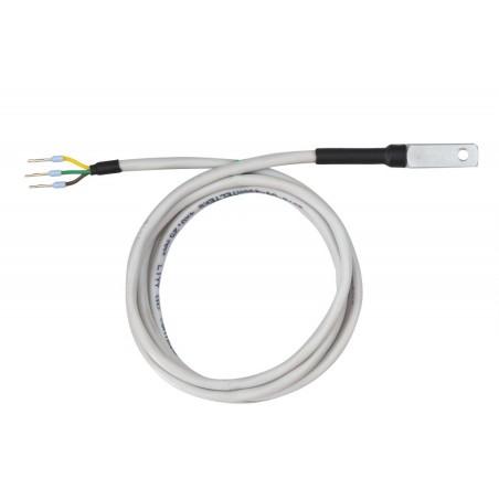 1-wire temperaturføler, -40 - +85°C, Dallas chip, IP65, 1meter kabel
