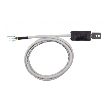 1-wire temperatur og fugt føler, -40 - +85°C, 0 - 100%rH, maks. 30meter, Kaskadekobling