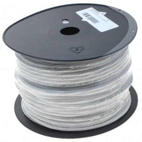 CAT6 installationskabel ,U/UTP, 100meter, hvid