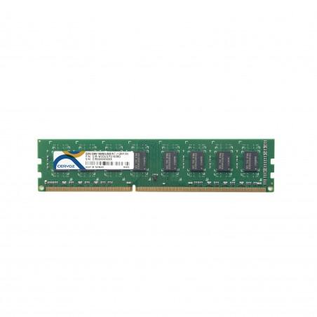 DDR3L SDRAM - DIMM 240-pin - 1600MHz - Dual - understøtter både 1,35V og 1,5V - -40° til +85°, 8GB