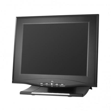 """12.1"""" TFT LCD skærm med VGA og touch"""