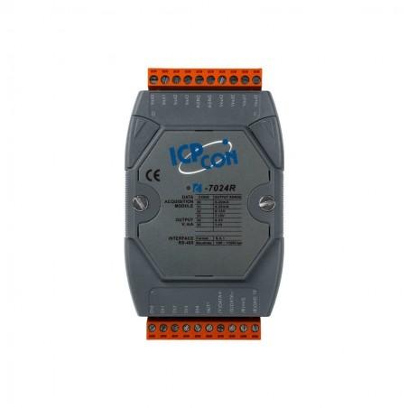 M485 modul, 4 kanals analog output og 5 kanals digital input - opisoleret