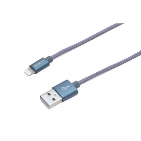 Iphone, Lightningkabel, dataoverførsel, USB A, Lightning 8 pin, 1,8m