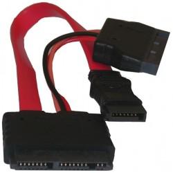 Mikro SATA til SATA kabel