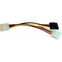 SATA omformer strømkabel