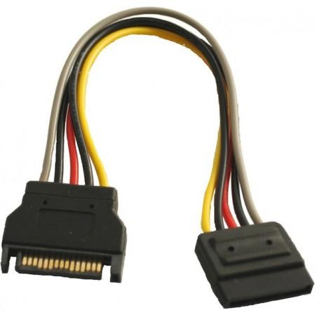 SATA strømforlængerkabel 15cm
