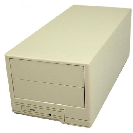 """Ekstern kabinet 2 x 5.25"""" til SCSI-3 U-160"""