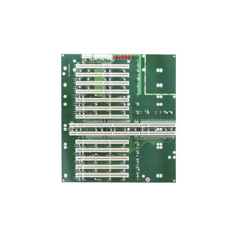 Buskort med 12x PCI-X og 2x ePCI-X