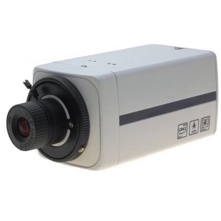 Indendørs IP PoE Boxkamera 2MP, Eco Line