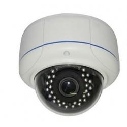 Udendørs IP PoE domekamera 2MP IR, Eco Line