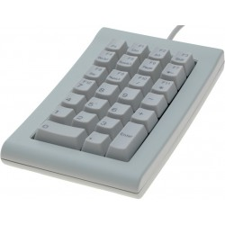 Udvidet numerisk PS2 tastatur