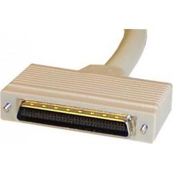 SCSI II Wide kabler. Mini CEN68 han – Mini DB68 han,1,5 meter