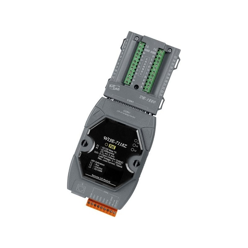 Logi-control. 10 tmp 6D ud,Lan