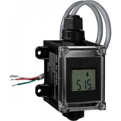 Temperatur og fugt måler til L-CON-LOG serien