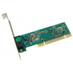 Internt 56K modem til PCI