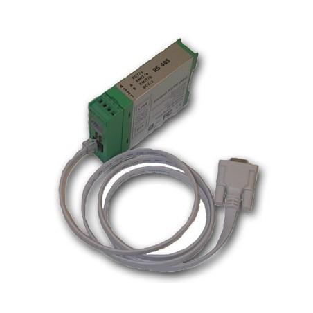 Analogt 56K modem til RS232 / RS485 seriel port
