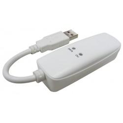 Eksternt 56K modem til USB
