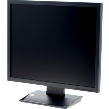 "17"" LCD monitor til bord, VGA, DVI"