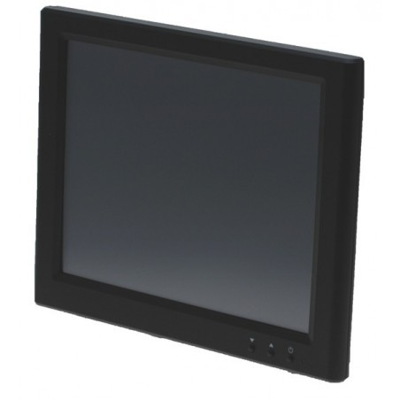 "8"" LCD touch monitor, m/USB grafikkort indbygget"