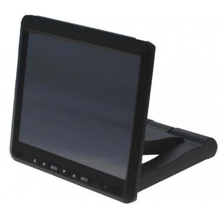 "9.7"" TFT monitor, touch (USB), VGA, HDMI, Composite"