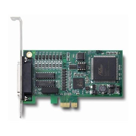 Adlink PCI-7230. 16 kanals isolerede digitale input, 16 kanals isolerede digitale OC-output , PCI Express, Low Profile