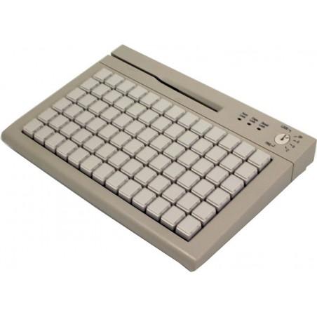 Programmerbart POS tastatur med magnetkortlæser