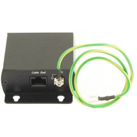 Beskyttelse til RJ45 10/100Mbit netværk