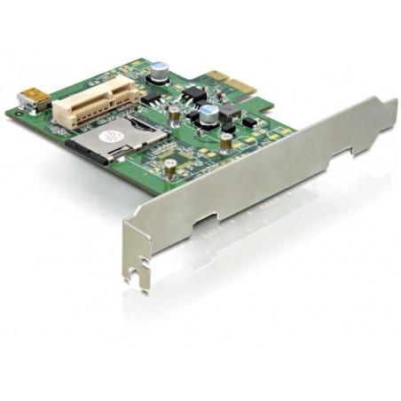 PCI Express til MPCI-ex og SIM kort sokkel