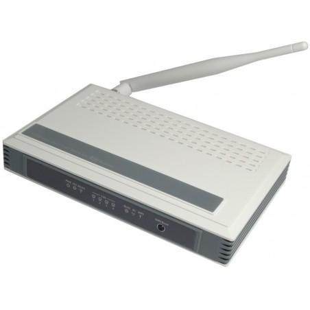 150Mbit Router med Wifi og USB-port til 3G modem