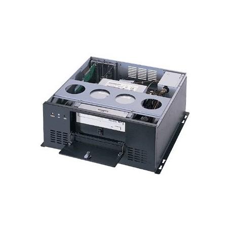 Vægkabinet mini 4-slot Micro ATX