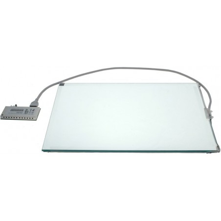 """17"""" SAW (Surface Acoustic Wave) touchpanel, USB"""