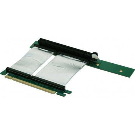 Riser card til PCI express 16x m. fladkabel