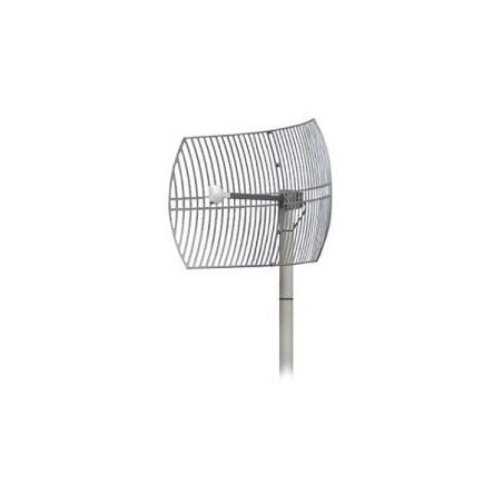 24 dBi 2,4GHz Parabol antenne, N hun, mastebeslag