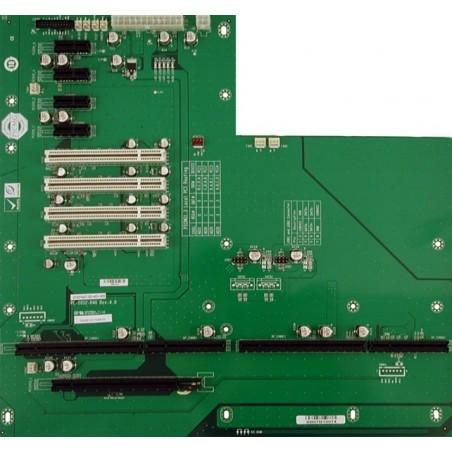 Buskort med 4 PCI og 5 PCI Express
