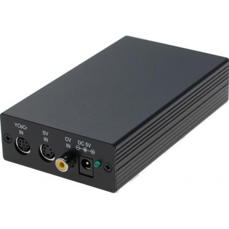RGB til VGA - Composite/Component til VGA