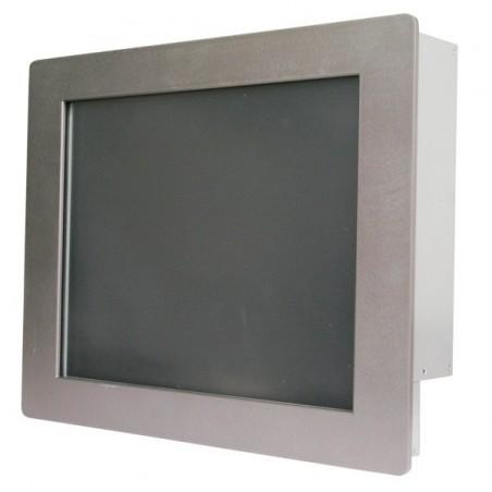 """17"""" Panel PC IP65 tæt front"""