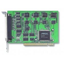 Adlink PCI-8554. 10 kanalers counter, 16 bit, 8 kanalers TTL input, 8 kanalers TTL output, PCI