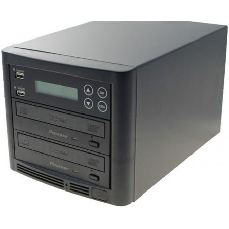 1:1 Kopimaskine USB , DVD og CD