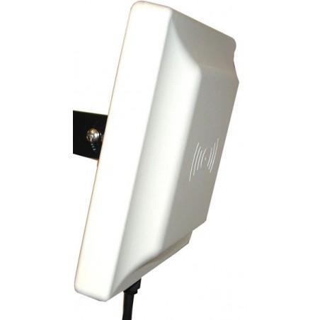UHF RFID-læser, udendørs, med 2 - 4 m rækkevidde, til passive TAGS, seriel