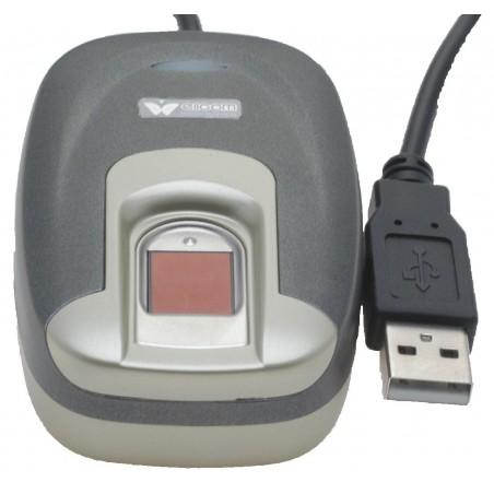 Fingeraftryksscanner til udvikling af egen software