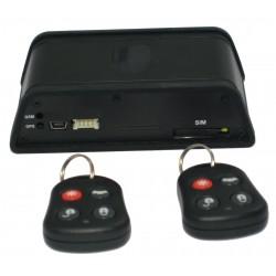 GPS sporing og alarm med smartphone apps med apps til smartphones så betjeningen er brugervenlig