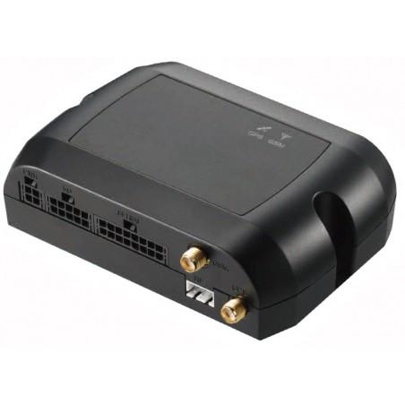 GPS sporing og fjernkontrol af køretøjer. GPS tracker med mange administrationsmuligheder