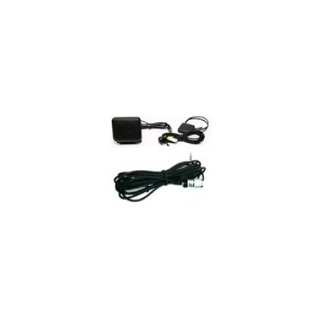 Håndfri sæt (højtaler + mikrofon) til GPS tracker