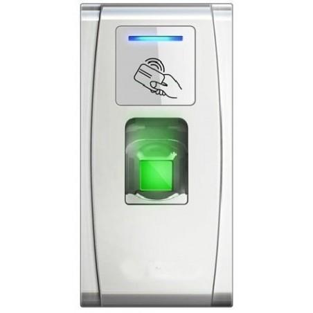 Terminal til adgangskontrol IP65-tæt adgangs- og tidskontrol med fingeraftrykslæser og RFID