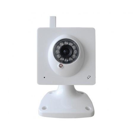 Indendørs IP trådløst Cubekamera 1MP, Eco Line