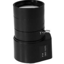 CSA-objektiv, 5,0 - 100,0 mm, automatisk blænde