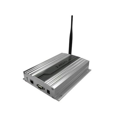 2,4GHz RFID læser med op til 200 meters rækkevidde - til aktive TAGS med batteri