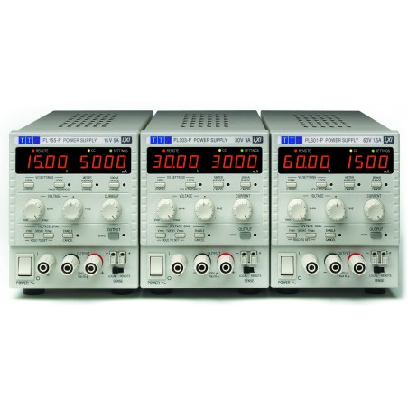 Laboratorie strømforsyning LAN